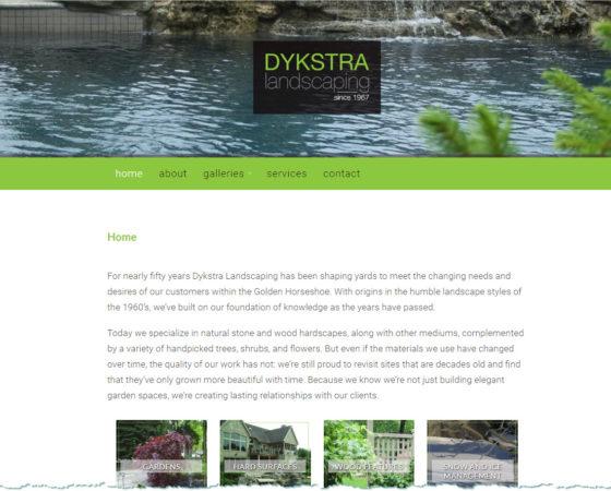 Dykstra Landscapaing