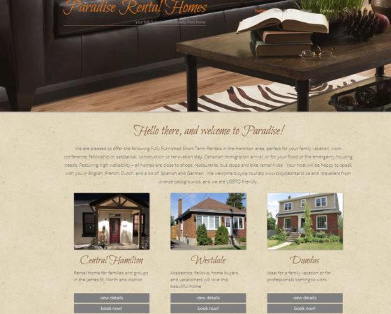Paradise Rental Homes
