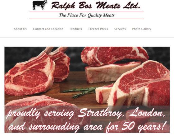 ralph bos meats ltd.