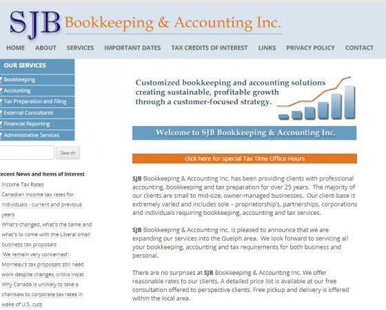 SJB Bookkeeping